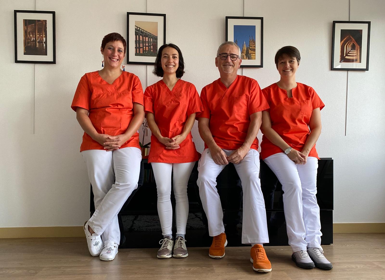 cabinet dentaire du dr Morillon Yves